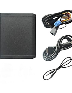USB SD 3.5mm Aux In og Bluetooth Valgfri bil MP3-afspiller Adapter til VW Beetle Cabrio Golf Jetta Passat Polo T5 Sharan