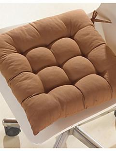 """16 """"almofada decorativa sólida moderna praça"""