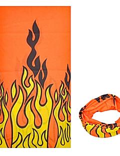 Bandana/Hats/Headsweats / Bandana / Neck Gaiters / Neckwarmers/Neck Tube BikeBreathable / Windproof / Ultraviolet Resistant / Wearable /