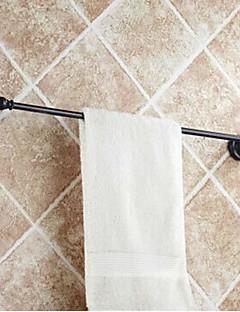 Öl eingerieben Bronze Handtuchhalter