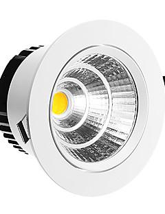 Plafonniers Gradable Blanc Chaud 12 W COB 50-920 LM 3000 K AC 100-240 V
