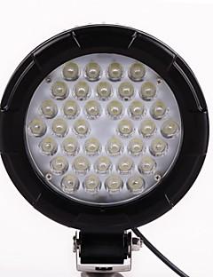 """Liancheng ® 7 """"108W 9 ~ 32V High Brightness LED Work Light för Off-road, UTV, ATV"""