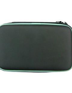 eva copertura della cassa della pelle del sacchetto del manicotto custodia per il trasporto di viaggio duro per Nintendo 3DS XL / ll