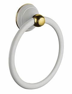 Bathroom Accessories Solid Brass Towel Ring,Brass Chrome Bathroom Accessory  Contemporary Wall Mount