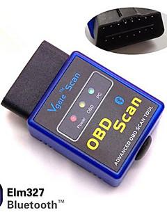 Mini ELM327 V1.5 Bluetooth 327 OBDII OBD2 Protocolos Herramienta de diagnóstico auto ELM