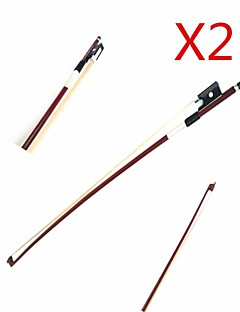 4/4Trees Violin Bow(Black Controller) 2 PCS