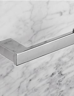 Quadrate acier inoxydable contemporaines porteurs toilettes Roll