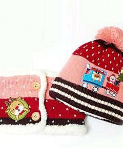 Kindermode Joker schönen warmen Hut Weihnachten