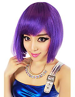 Cool BOBO Girl Short 27cm Women's Halloween Party Wig