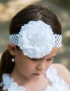 Women's Silk Headpiece - Wedding/Special Occasion Flowers
