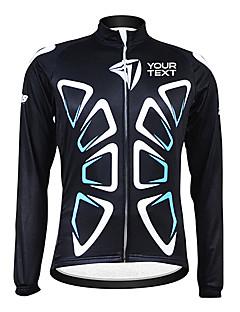 Kooplus Jaqueta para Ciclismo Mulheres Homens Unissexo Manga Comprida Moto Camisa/Roupas Para EsporteTérmico/Quente A Prova de Vento