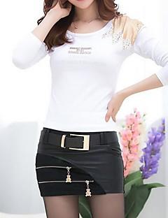 Women PU Skirt