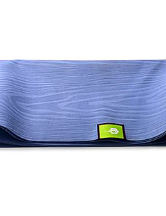 3.5MM Natural rubber Solid Color Fitness Yoga Mat