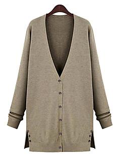 사이즈 니트 스웨터 이상 gediao 여성의 유럽 스타일