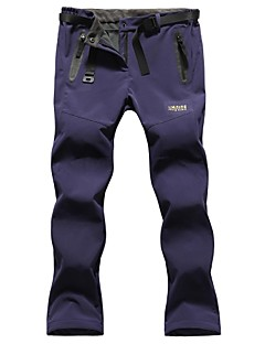 Women's Pants/Trousers/Overtrousers Skiing / Camping / Hiking / Snowsports / SnowboardingWaterproof / Thermal / Warm / Windproof / Fleece