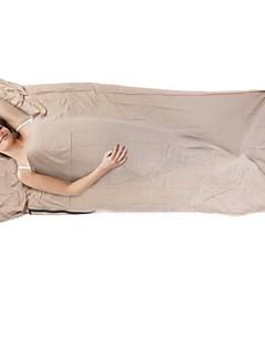 Sleeping Pad / Sleeping Bag / Sleeping Bag Liner Rectangular Bag Single +15°C Cotton 210cmX70cm Camping / Beach / Traveling / Indoor