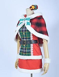 live love! idolo scuola Festival carta sr eri cosplay Ayase costume di Natale