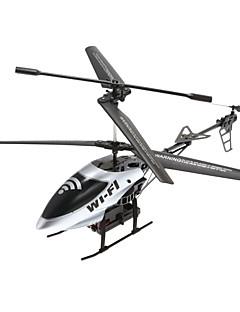 Wifi gesteuerter RC Hubschrauber mit Gyro ^ Wifi Kamera , Iphone Andriod Attop YD-215 3CH, 1.3 Millionen Pixel