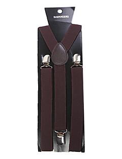 mørkebrunt fast nylon hofteholder