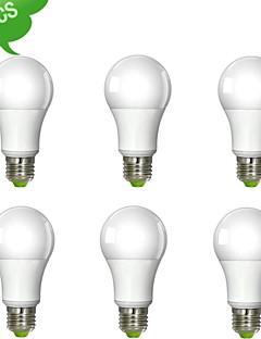 DUXLITE E26/E27 10 W 1 COB 1020 LM Warm White A60 Dimmable Globe Bulbs AC 220-240 V