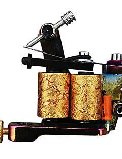 professionele gietijzer spoel tattoo machine voor shader
