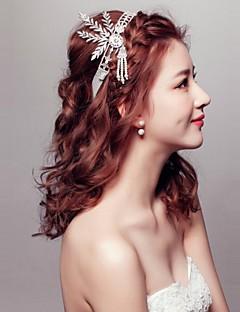 Women's/Flower Girl's Rhinestone/Crystal/Alloy Headpiece - Wedding/Special Occasion Tiaras/Wreaths