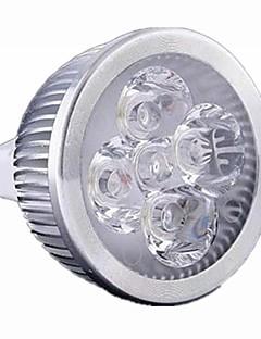 Spot LED Gradable Blanc Chaud / Blanc Froid 1 pièce MR16 GU5.3(MR16) 5W / 4W 4 LED Haute Puissance 400 lm DC 12 / AC 12 V
