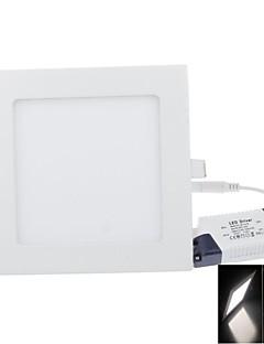 Plafonniers Décorative Blanc Froid SENCART Encastrée Moderne 6 W 30PCS SMD 2835 350-420 LM 6000 K AC 85-265 V