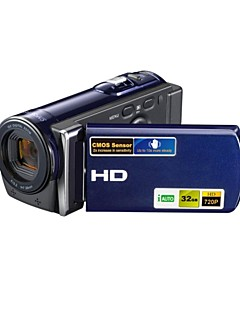 Hot Sale HD CAMCORDER WITH 5.0CMOS SENSOR 3.0 Inch LCD 16.0 MP Digital Video Camera HDV-601S