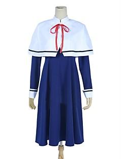 inspirert av gugure! kokkuri-san kohina Ichimatsu cosplay kostymer
