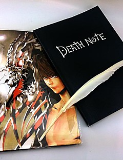 Cosplay Accessories Inspired by Death Note Cosplay Anime Cosplay Accessories More Accessories Black Paper Male / Female