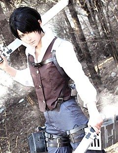 Attack on Titan Extra Levi Cosplay Costume