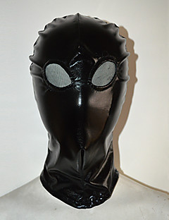 Eyes with Black Transparent Hood