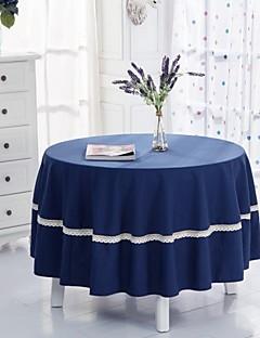 "marine uni nappe ronde avec crochet, polyester dia. (71 ""), 200cm (78"")"
