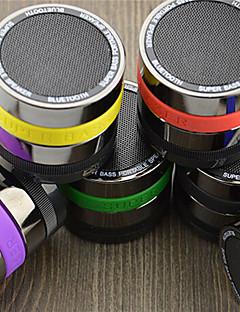 mini bluetooth høyttaler med tf port for telefon / laptop / tablet pc iphone 6 samsung s6 (assortert farge)