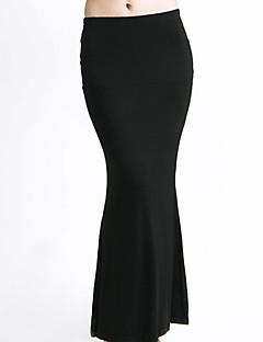 מקסי - בינוני - סגנון - חצאית ( תערובות כותנה )