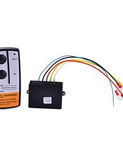 elektrisk spil trådløst system fjernbetjening (sort)