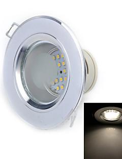 W 36 SMD 3528 240 LM Warm wit Verzonken ombouw Verzonken lampen / Plafondlampen AC 220-240 V