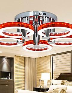 Lustre - Contemporain/Traditionnel/Classique - avec LED/Ampoule incluse - Métal