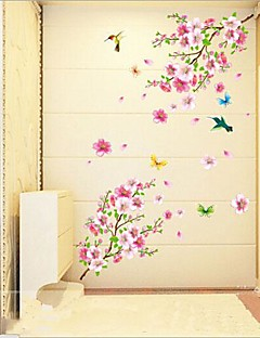 Animals / Botanical / Romance / Still Life / Fashion Wall Stickers Plane Wall Stickers Decorative Wall Stickers,PVC Material Removable