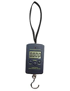 40kg Digital Hängewaage Taschenwaage Hand Waage 12.5 * 9 * 2 cm