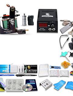 populära Dragon tatuering kit set power ett vapen
