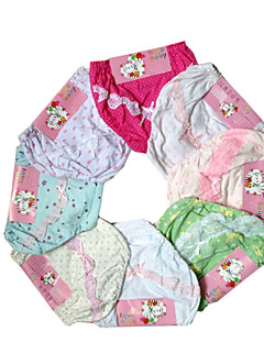 Children's Fashion Beautiful  Shorts Two Pairs(Color Random)