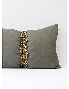 accent / dekorativa / modernt / samtida förskönat&broderad / texture örngott / säng kudde / kast / örngott