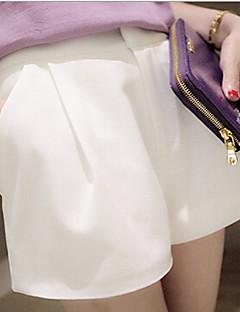 Informeel Rond - VROUWEN - Shorts ( Rayon )met Mouwloos