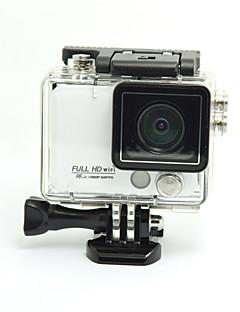 Hd wifi 2k cámara de vídeo digital cámara de los deportes impermeable dv 1920 * 1440p en colores surtidos