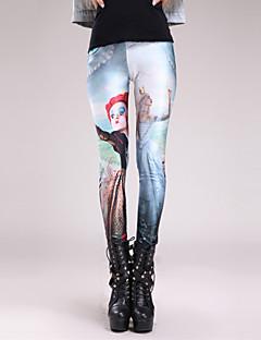 Medium - Katoen/Katoenmixen - Legging - Vrouw - Legging