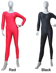 Nylon/Lycra Long Sleeve Dance Unitard More Colors for Girls and Ladies
