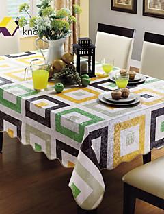 knowll 테이블 천으로 맛 환경 보호 방수 테이블 피복 호텔 테이블 리넨의 PVC 테이블 보
