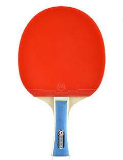 winmaxs® 1 Stk 2 Sterne Tischtennisschläger lang mit einer Farbe Verpackungskasten hand